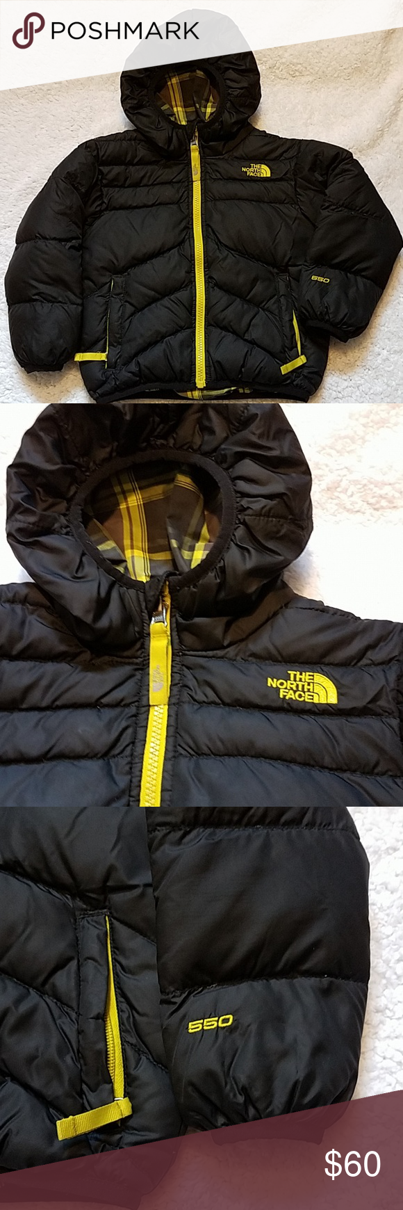 Hp The North Face Toddler Reversible Jacket 3t Reversible Jackets Jackets North Face Jacket [ 1740 x 580 Pixel ]