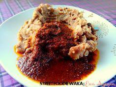 Dobbys Signature: Nigerian food blog | Nigerian food recipes | African food blog: Ewa agoyin Recipe