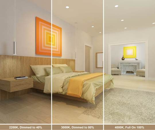 Stupendous Usai Lighting Bedroom Light Settings Color Temperature Download Free Architecture Designs Momecebritishbridgeorg