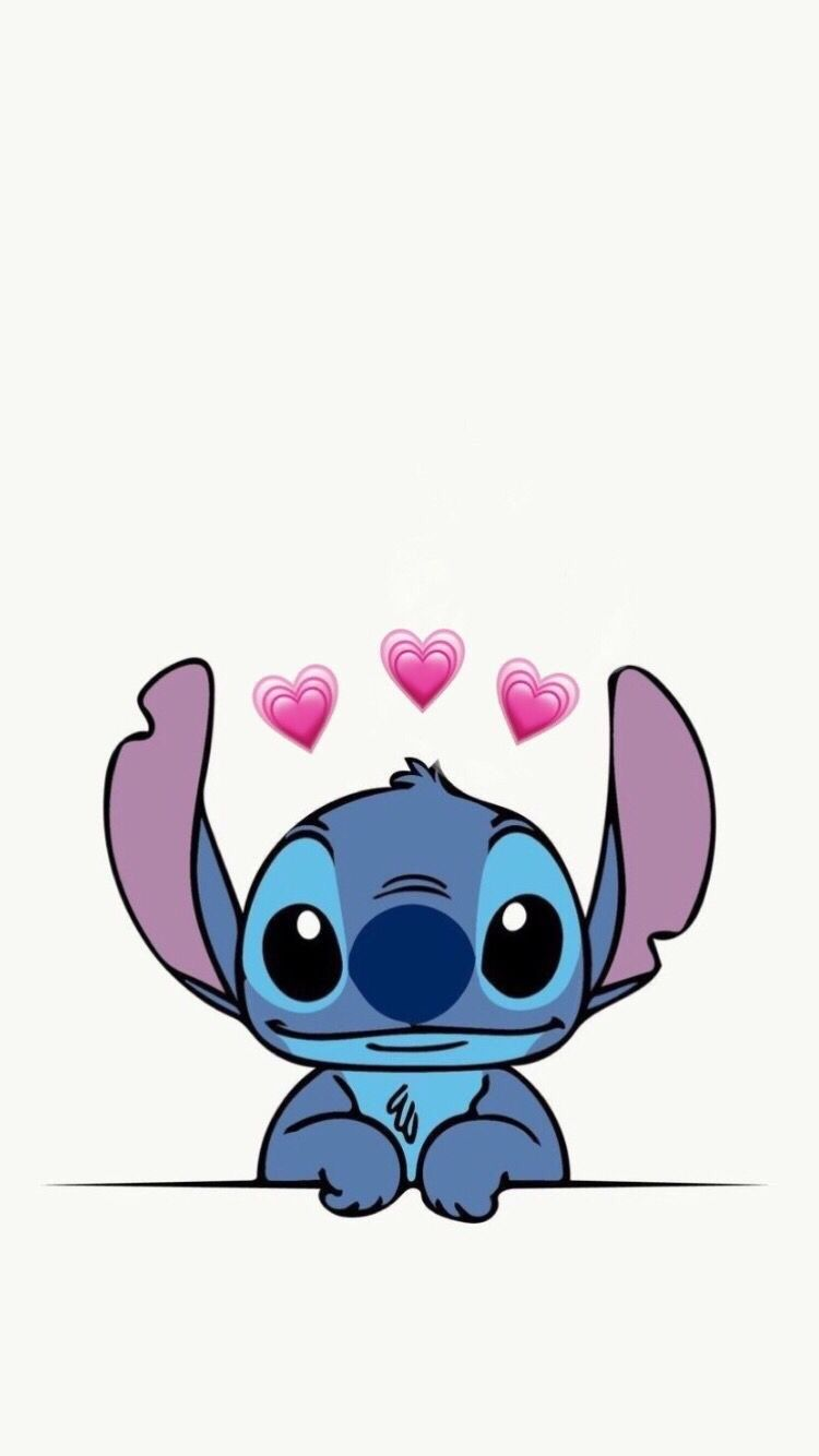 • Disney Stitch 배경화면/잠금화면 모음 공유!