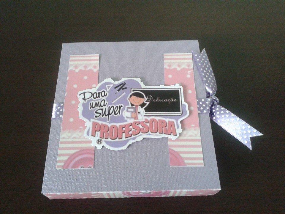 Cartão para chocolate Baton