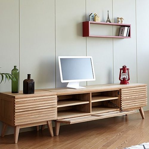 Superbe Dodge Furniture Futon Furniture Oak Coffee Table, TV Cabinet Scandinavian  Modern Style Minimalist Fashion Korean Table Tribute In Wood Tables From  Furniture ...