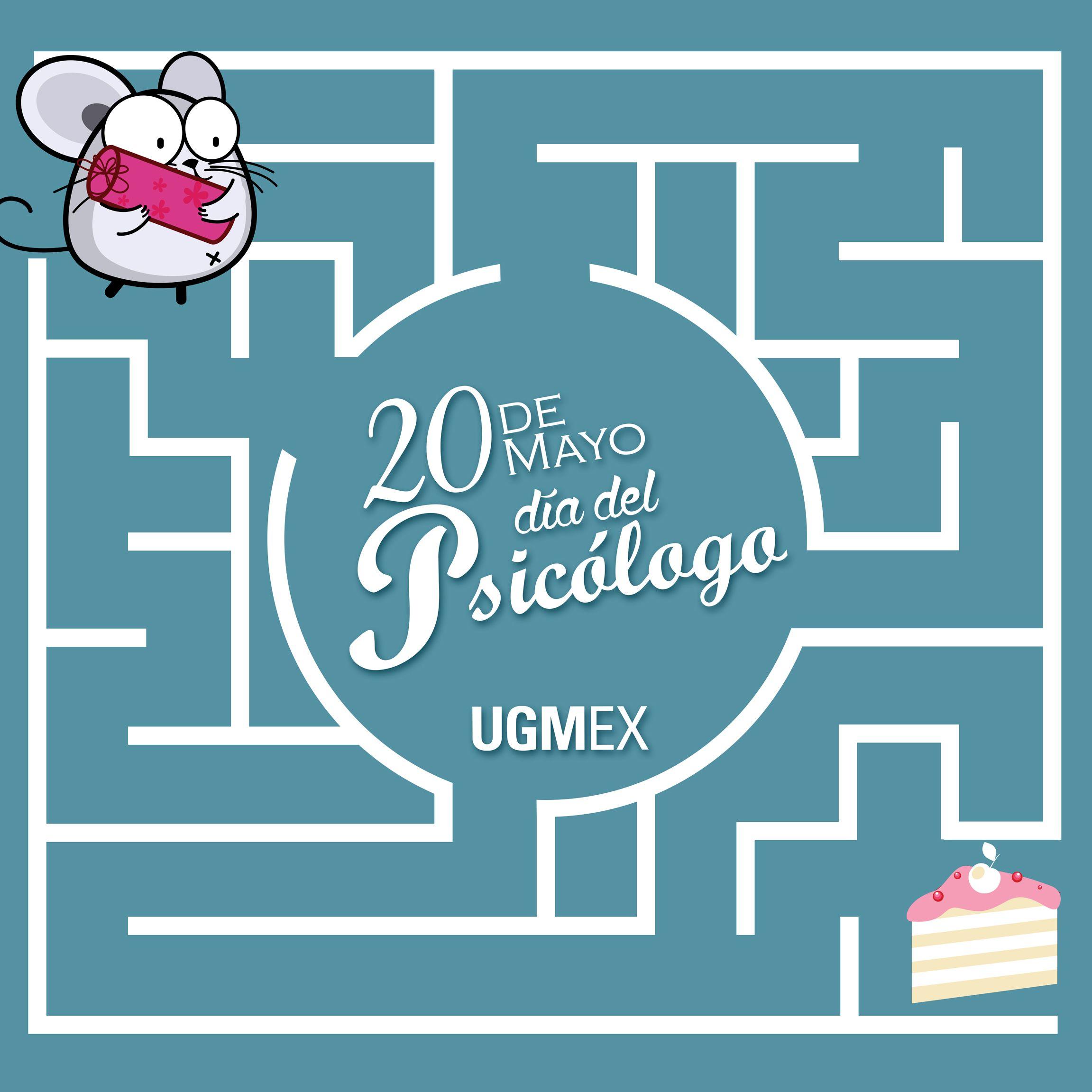 DiadelPsicologo #Psicología #UGMEX Felicidades en su Día ...