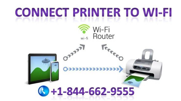 How to connect wireless printer to wifi? Canon Printer Support