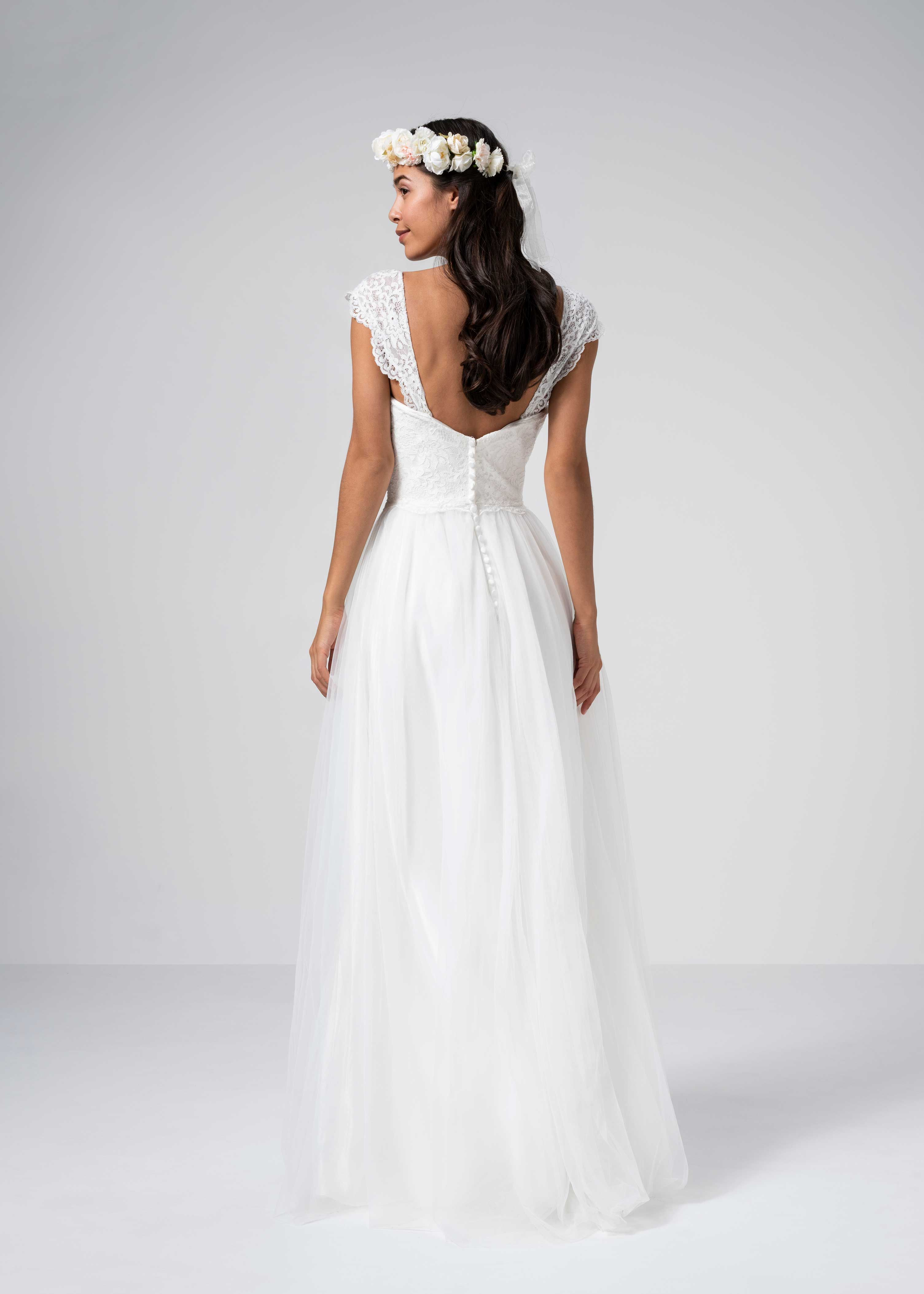 Romantic Bridal Dress for all 10 Bride  Brautmode, Braut