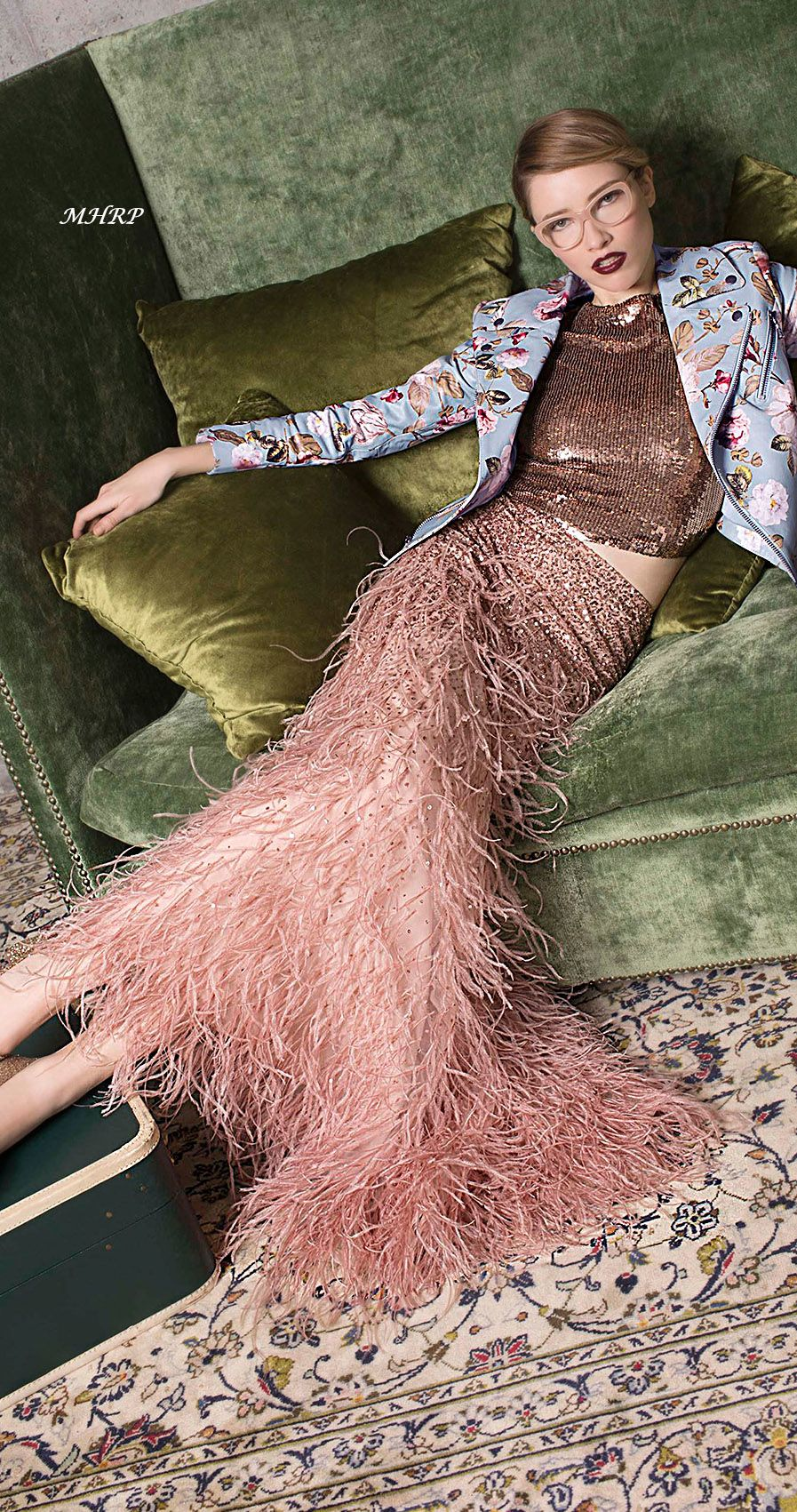 alice-and-olivia-pre-fall-18 - image from vogue.com | Women\'s Style ...