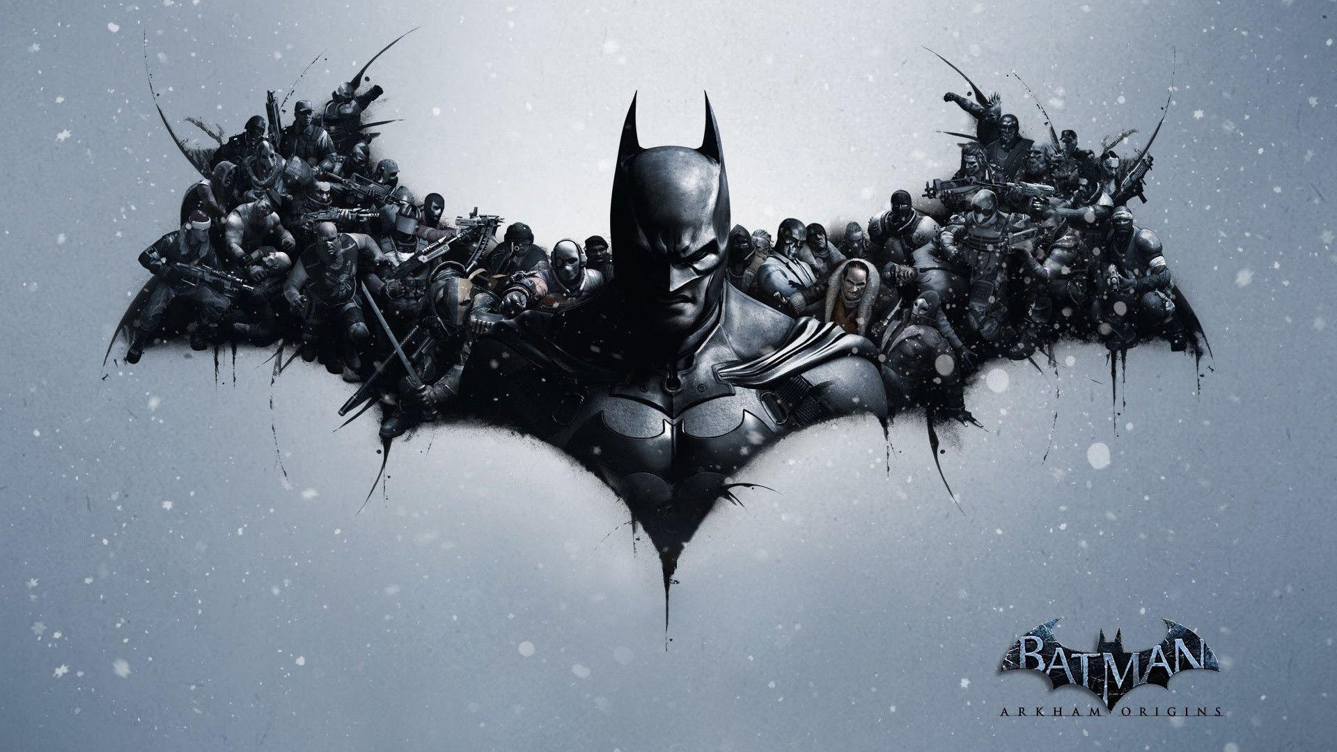 Batman Arkham Origins Video Game Wallpapers