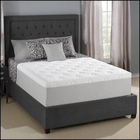 Serta 8 Inch Queen Size Memory Foam Mattress Mattress Ideas
