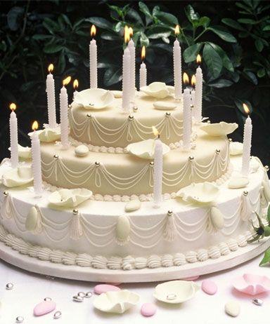 Can you imagine having a Laduree birthday cake?