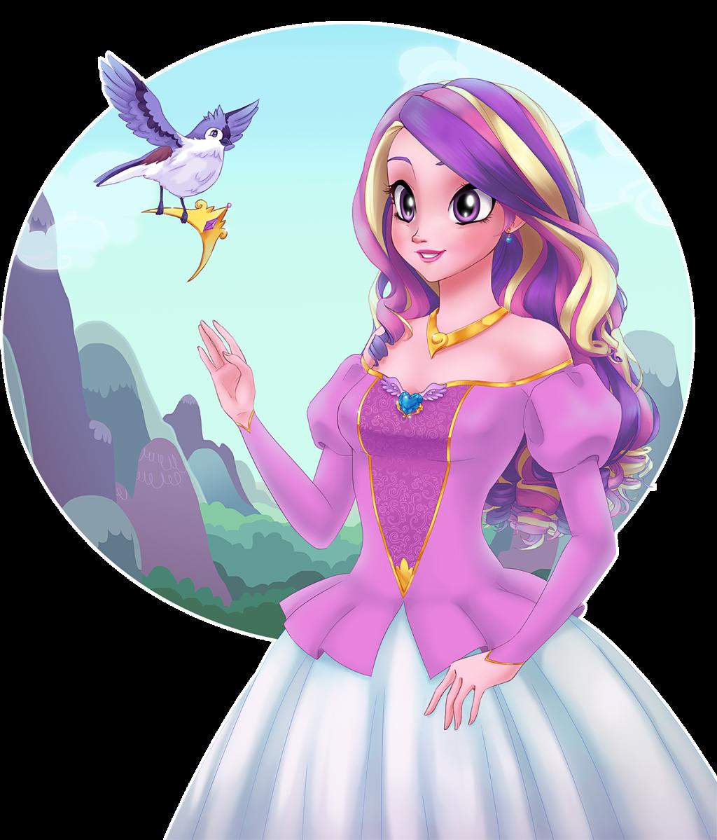 Princess Cadence   Princess cadence, My little pony princess, Mlp my little  pony
