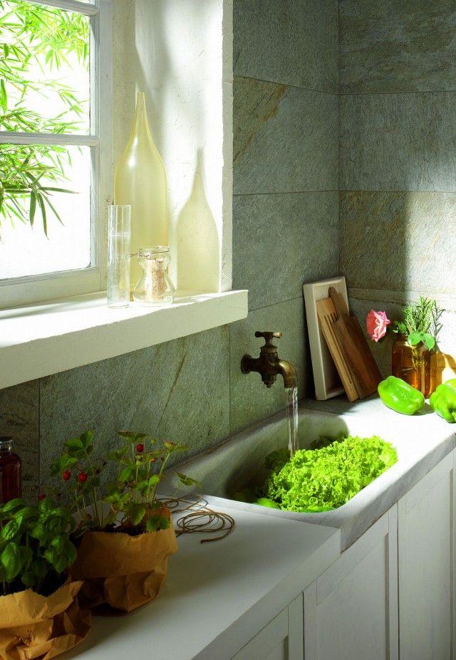 Scegliere le piastrelle per le pareti della cucina ...