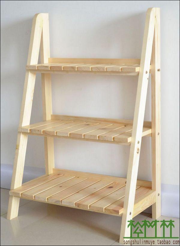 New Flower Limited Regional Baoyou Wood Flower Ladder