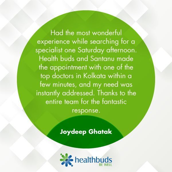 #Testimonial #Healthbuds