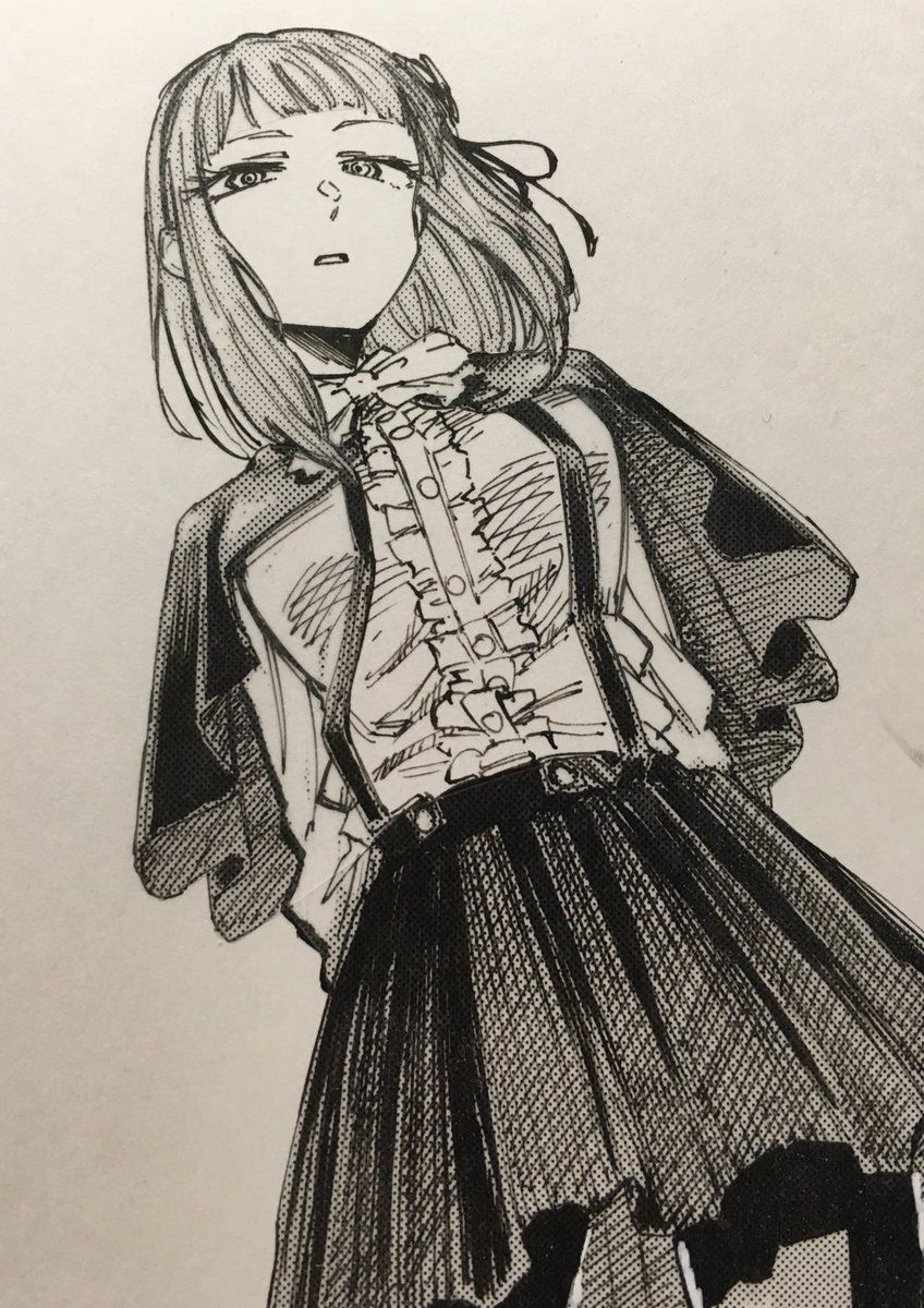 メディアツイート コトヤマ cot 510 さん twitter マンガのポーズ 可愛いアニメガール マンガアート