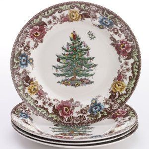 Spode:  these are one of my christmas patterns.