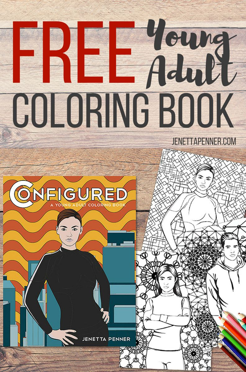 Love Teen Books AND Coloring Snag This Free Young Adult Book