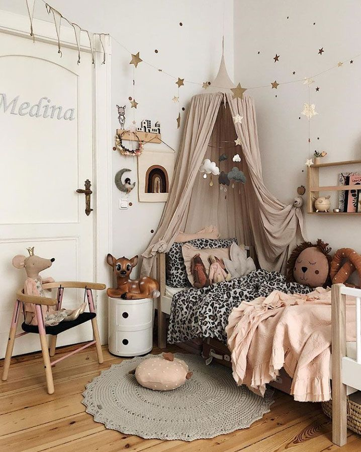Photo of Instagram Find: Viktoria's Awe-Inspiring Kids Rooms Filled With Pretty Design – Nordic Design