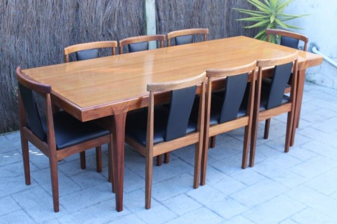 Danske Mobler Dining Suite With 2 13m Danske Mobler Viking Table