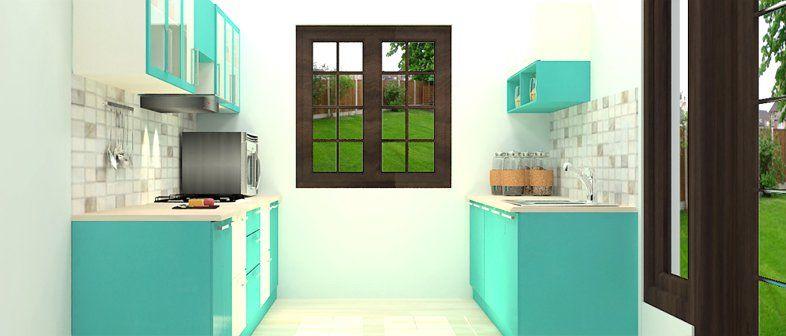 u shaped modular kitchen bangalore  parallel kitchen