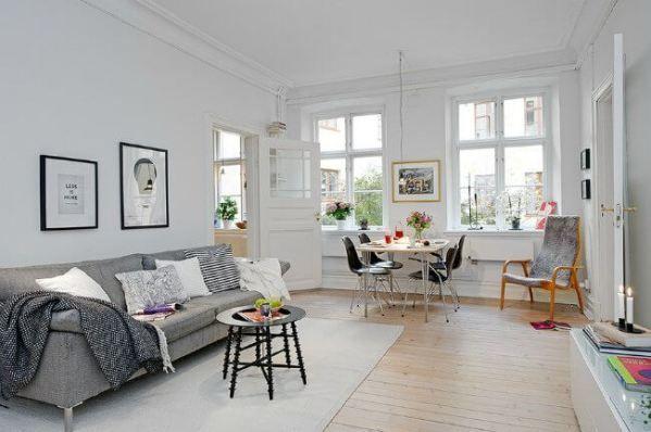 puertas blancas   Decoracion-interior-muebles-ideas   Pinterest ...