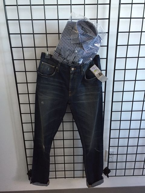 Men's Denim for Homepage and Banner