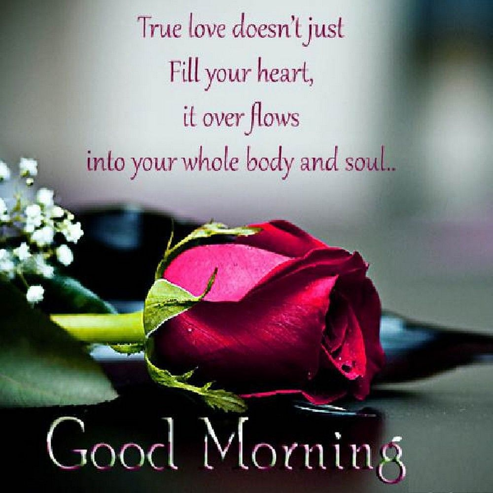 Good Morning Love Poem For Her