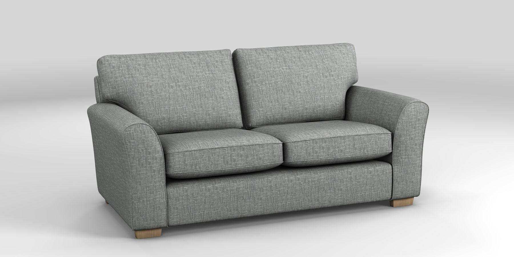 Next Sofa Boucle Weave Dark Grey Www Stkittsvilla Com
