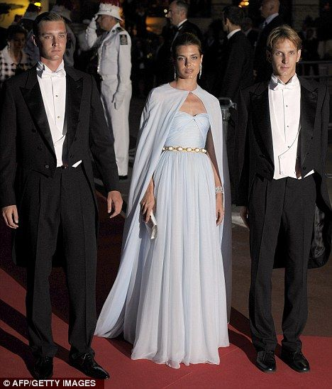 Another royal wedding! Prince of Monaco Andrea Casiraghi ...