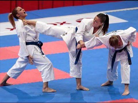 Karate girls Nude Photos 30