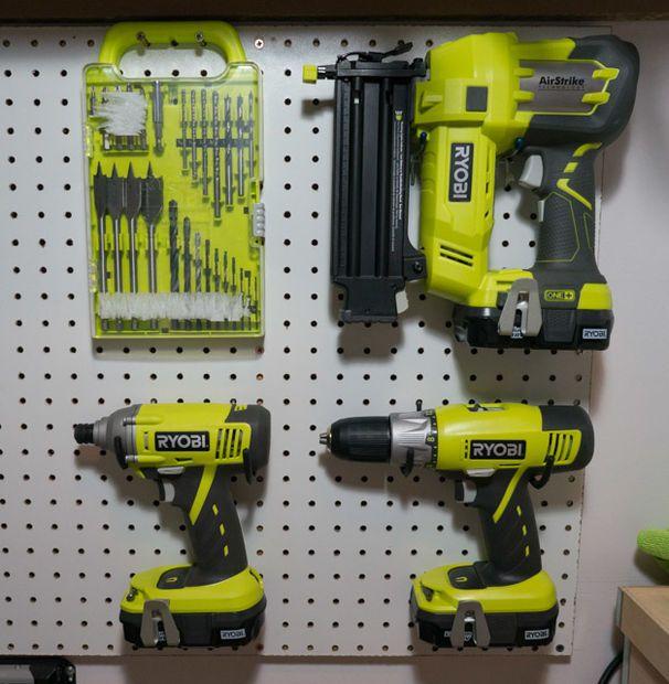 RYOBI Drill / Driver Belt Clip | tools | Ryobi drill, Drill