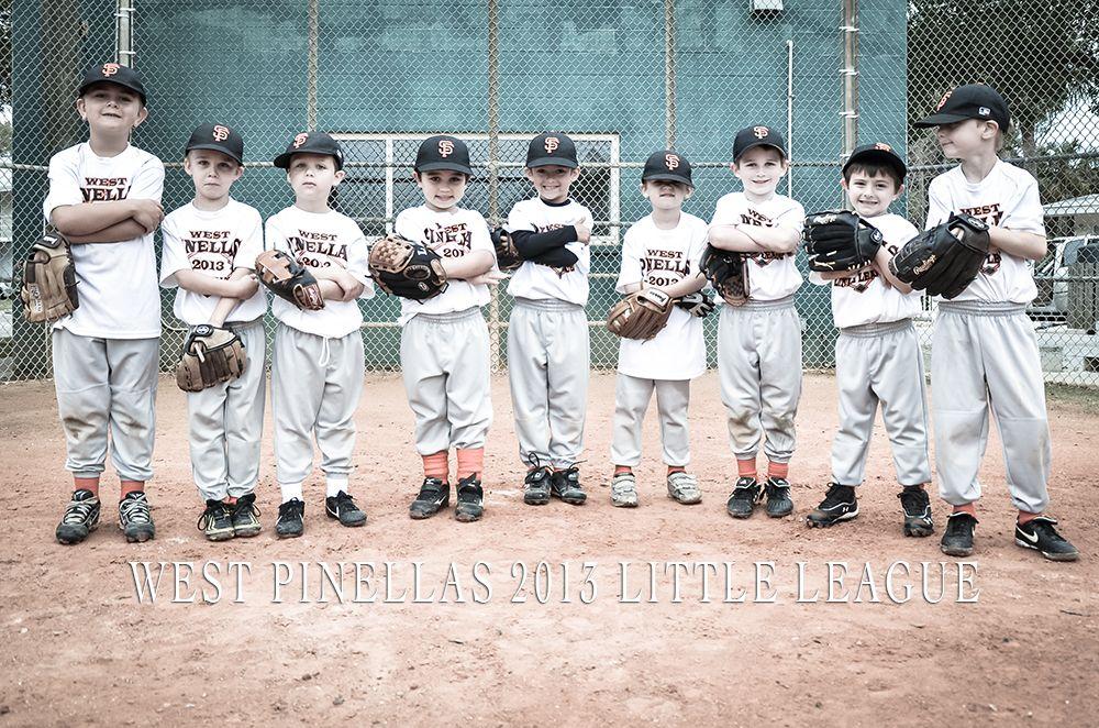 Batter Up Team Photo T Ball Team Photography Baseball Photography Baseball Pictures