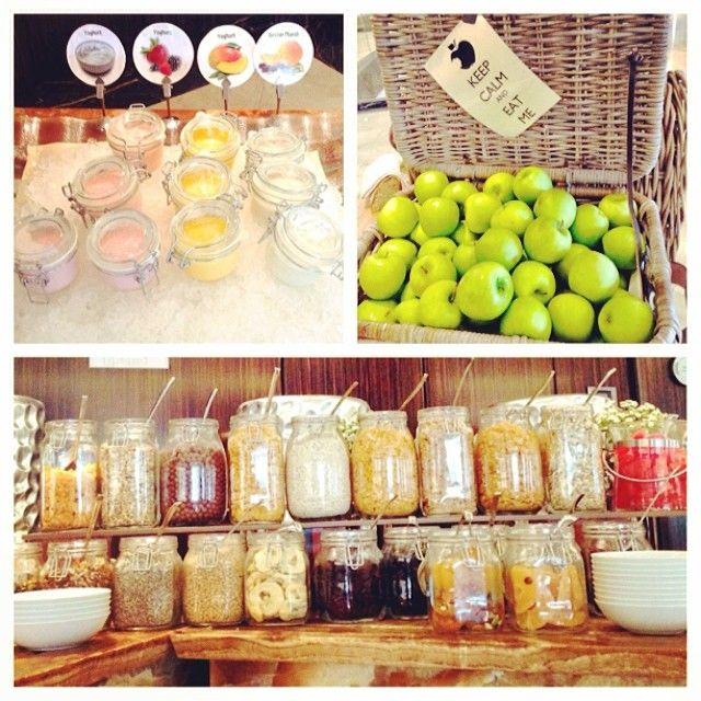 #delicious #breakfast at @InterContinental Moscow Tverskaya #healthy #food #Hotel #Instagram
