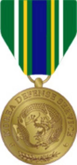 Clear Steps to Get Korea Defense Service Medal & Cold War ...