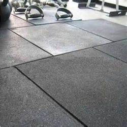 Outdoor Rubber Flooring Gym Flooring Rubber Garage Gym Flooring