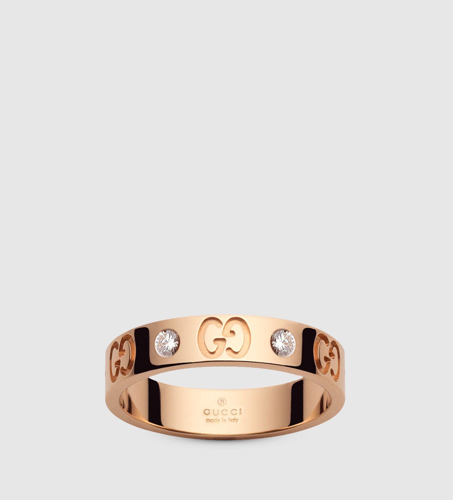 48ea287c8 「ピンクゴールド アイコンリング」 グッチの結婚指輪・マリッジリングの一覧。