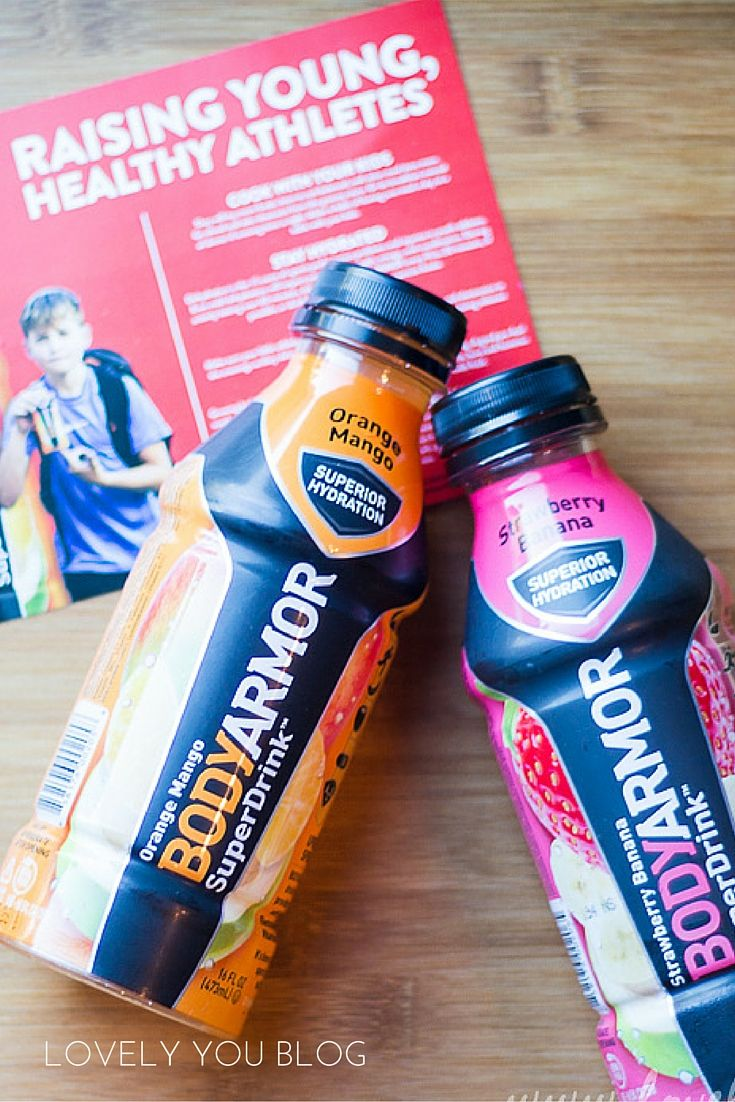 Raising Young Healthy Athletes Starts With Giving Them Healthy Drinks To Keep Hydrated Bodyarmor Sports Drink N Sports Drink Healthy Drinks Natural Flavors