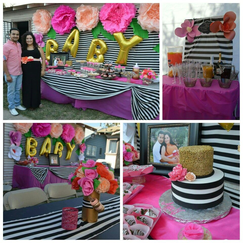 Perfect Kate Spade Baby Shower