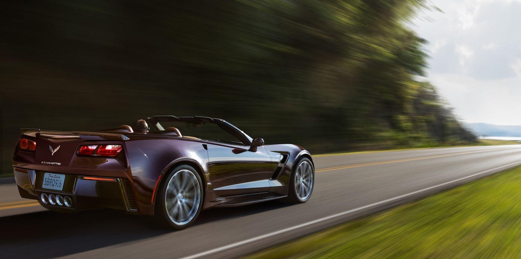 2018 Stingray Corvette grand sport, Sports car, Corvette