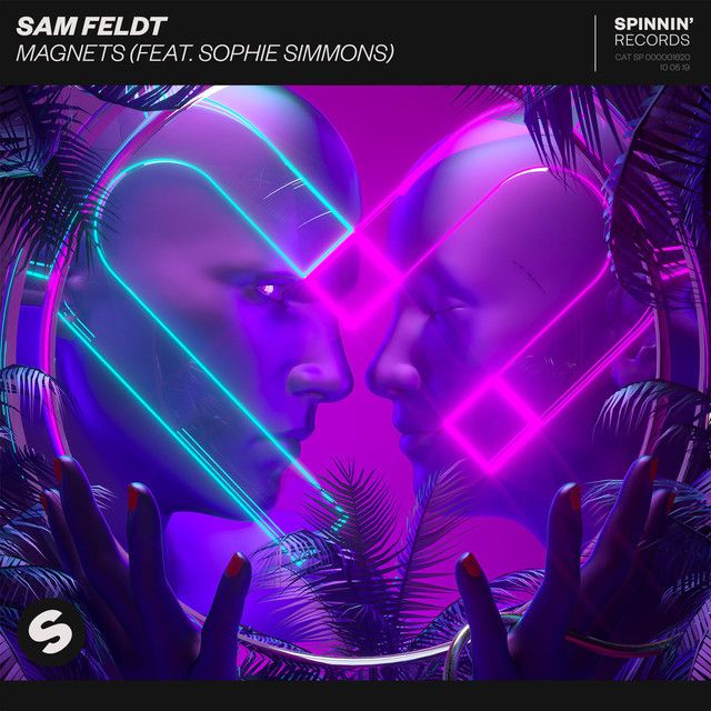 """#Magnets (feat. Sophie Simmons)"" By #Sam Feldt Sophie"