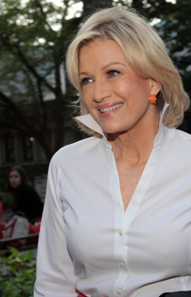 Photos The Public Theater Celebrates 50 Years At The Delacorte Honors Al Pacino Diane Sawyer Ageless Beauty Aging Beautifully