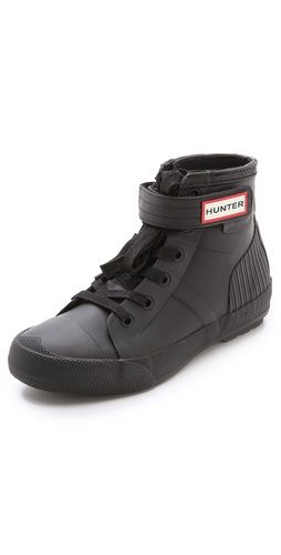 9f58a88aab074 Original High Top Sneakers | STYLE | SHOES | Hunter boots, Trainers ...