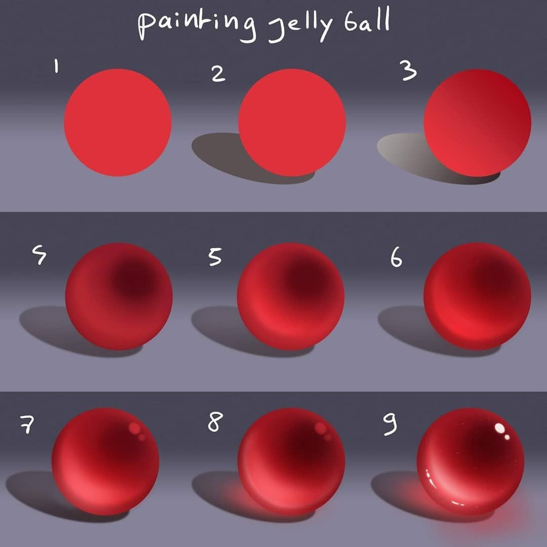 Mitch Leeuwe On Instagram Studying Painting Balls This Is A