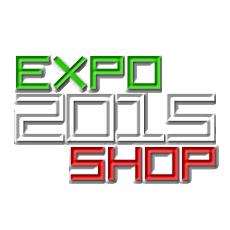 piacevoli sensazioni di sonia: EXPO2015 SHOP