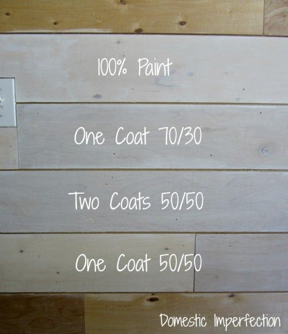 Always Wanted To Do Some Diy Whitewash But Didn T Know Where To Start Check Out This Handy Guide Painting Wood Paneling Painted Wood Walls Knotty Pine Walls
