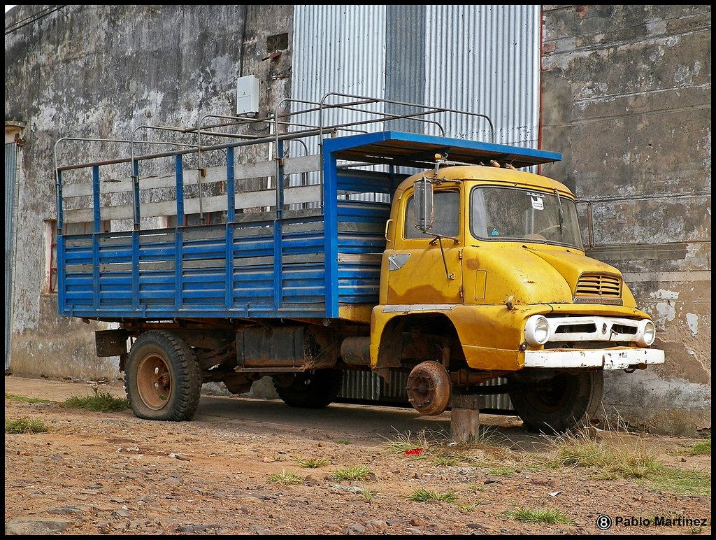 Ford Thames Trader | Ford, Ford trucks and Abandoned vehicles