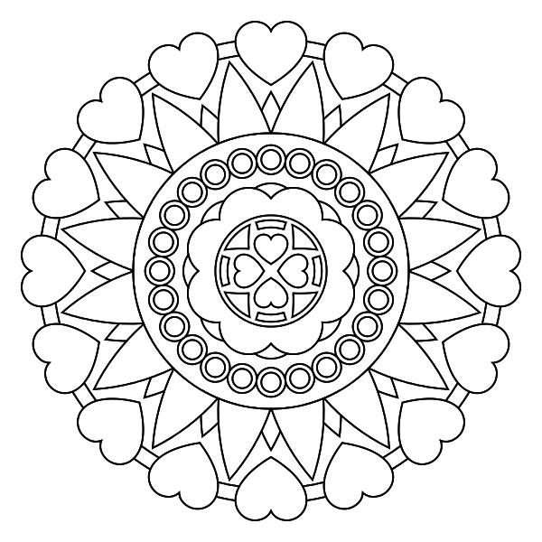 Mandala Para Imprimir 37