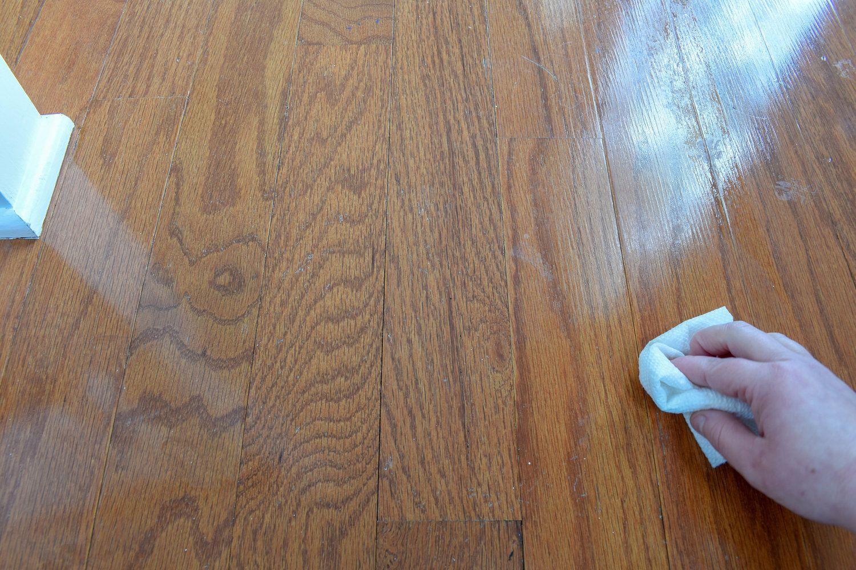 How To Make Old Hardwood Floors Shine Like New Without Having Them Refinished Hardwood Floors Cleaning Wood Floors Unfinished Hardwood Flooring