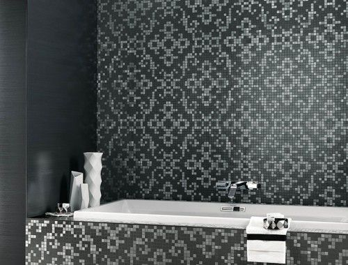 Bagno Design ~ Brillant decormosaic foto #rivestimenti #pastabianca #arredobagno