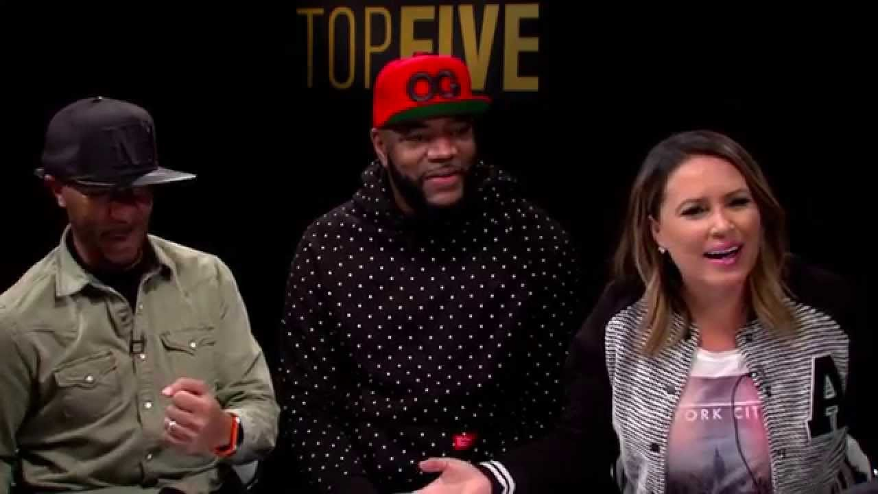 Hip Hop  Roundtable  (My top Five) Tribe Called Quest, Black Star, The Roots, Rakim, Jay Z