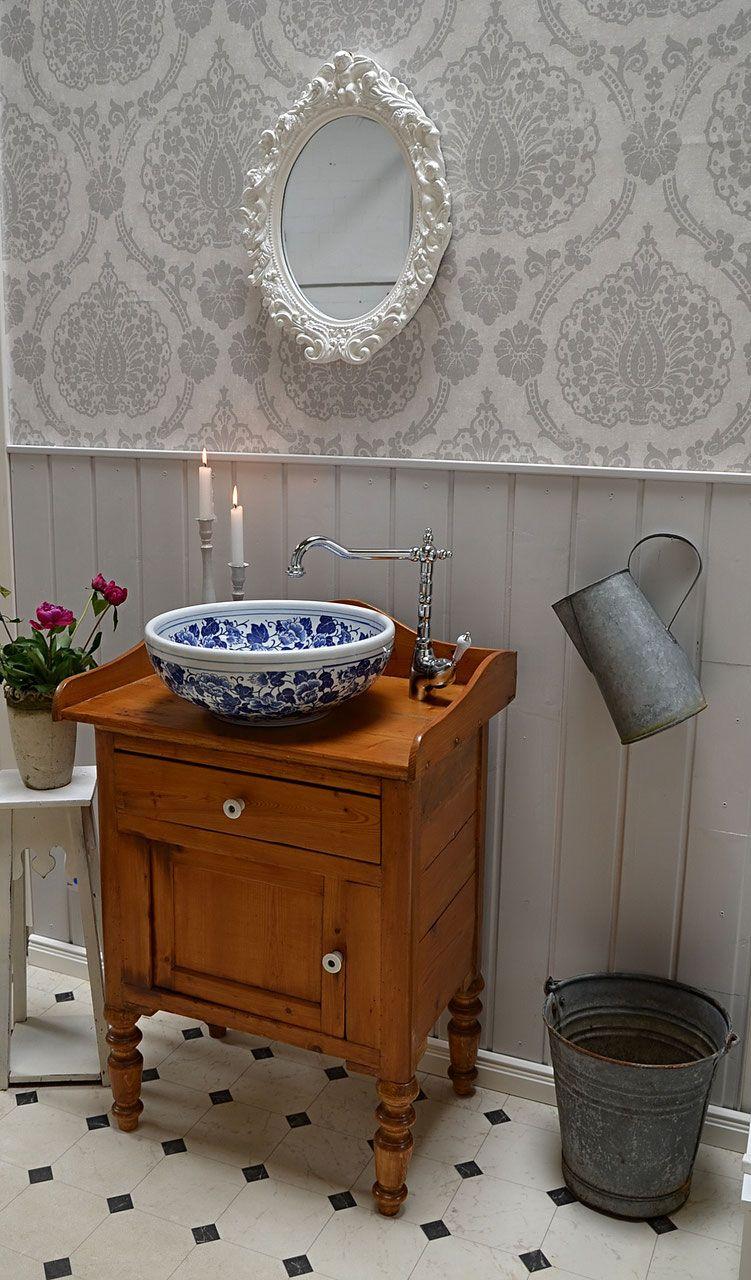 Https Www Badmoebel Landhaus Com Waschtische Mittlere Waschtische Waschtisch Holz Landhaus Waschtisch Landhaus Waschtisch